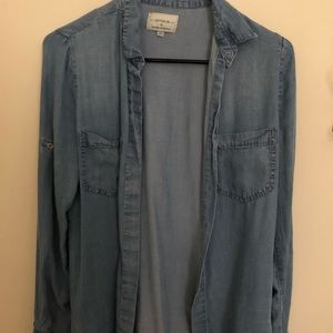 Cotton On Jean Button Up Shirt